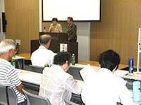 めだかの地域大学 講演会